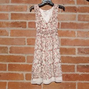 Flowered Max Studio dress